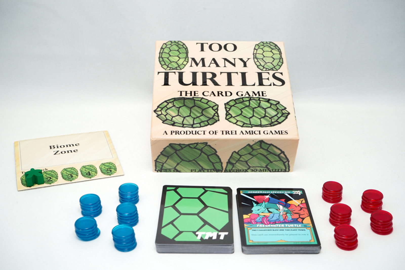 Too Many Turtles! This Game Actually Saves Turtles