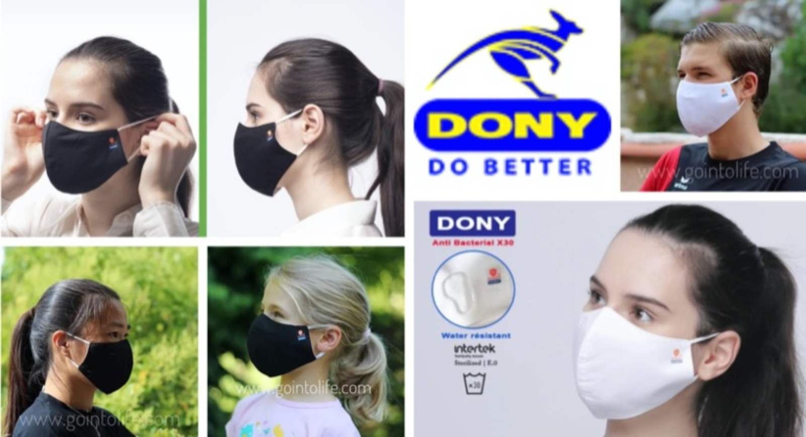 DONY FACE MASK