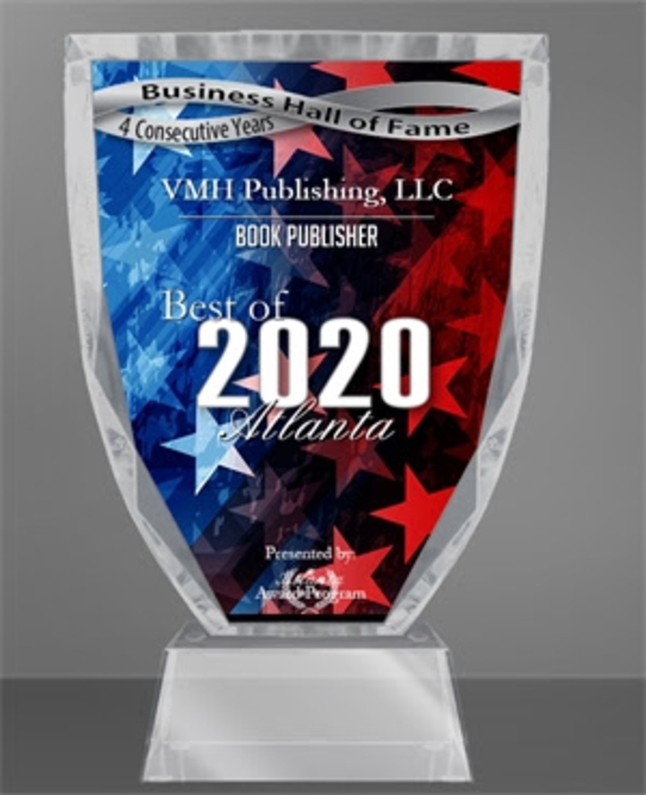 VMH Publishing, LLC Receives 2020 Best of Atlanta Award Four Years & Business Hall of Fame