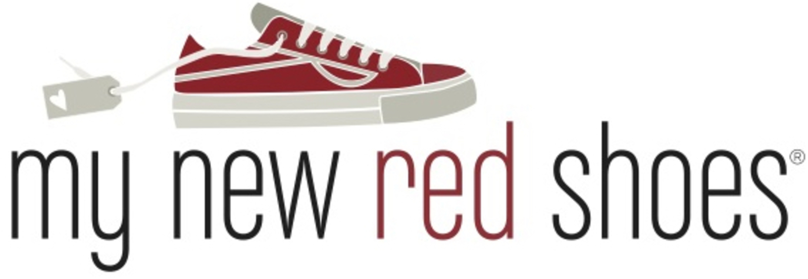 My New Red Shoes Story