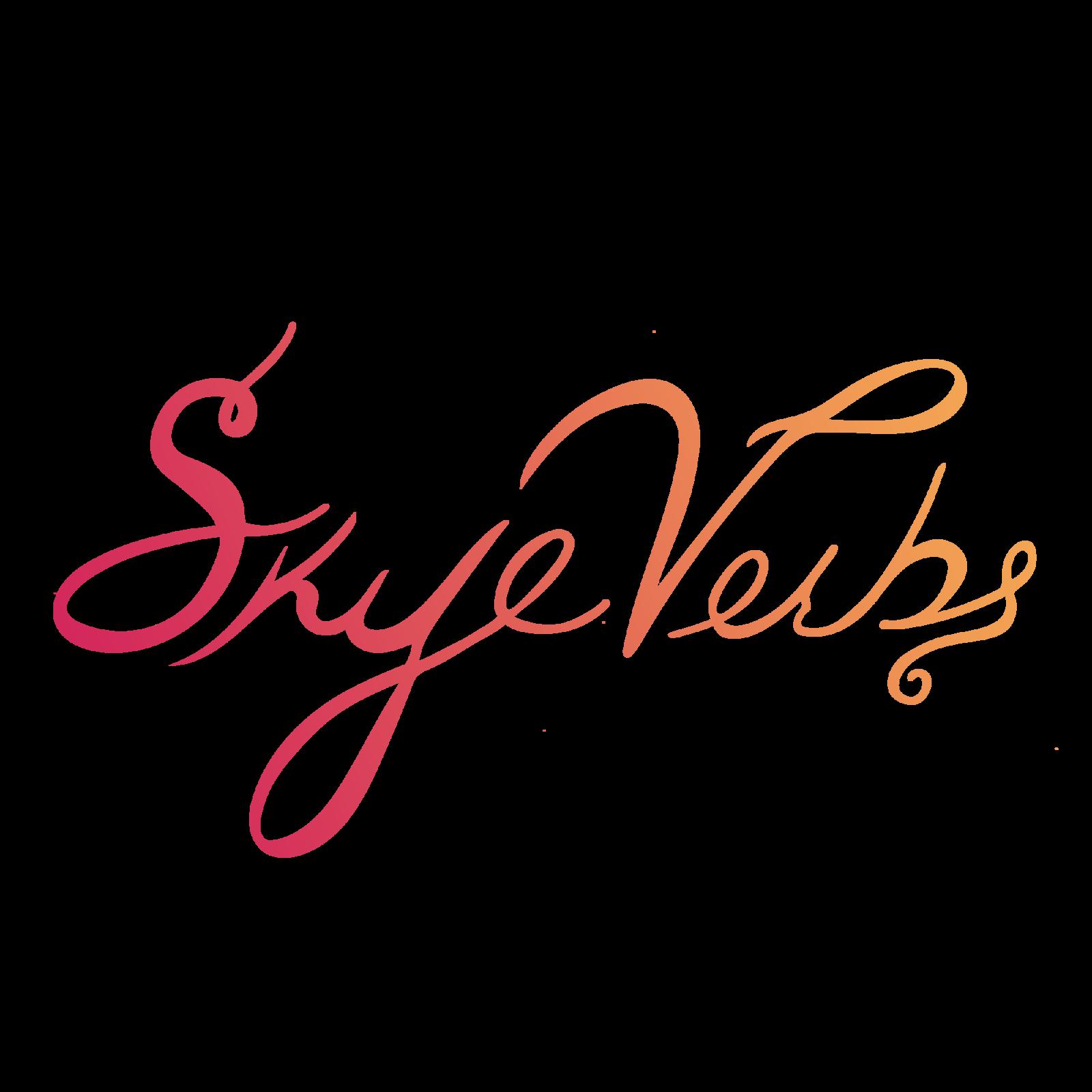 About Skye Verbs Music Artist