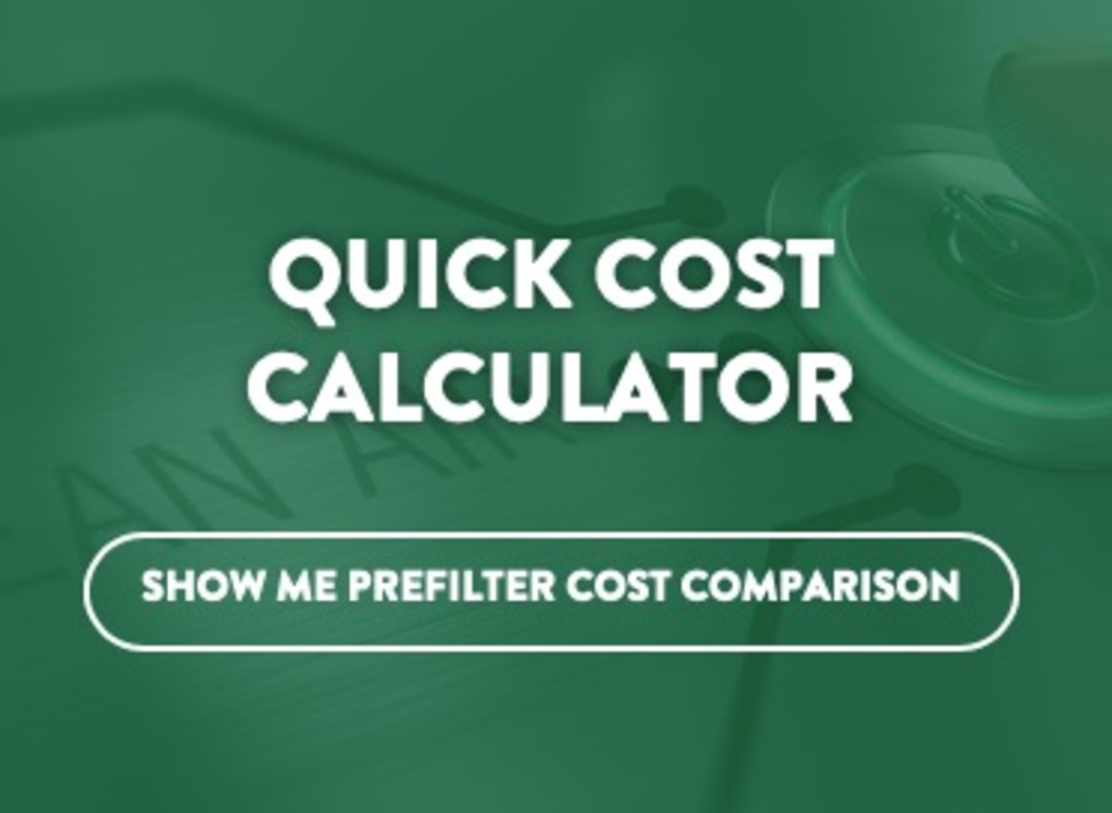 Camfil Air Filters – Quick Cost Comparison