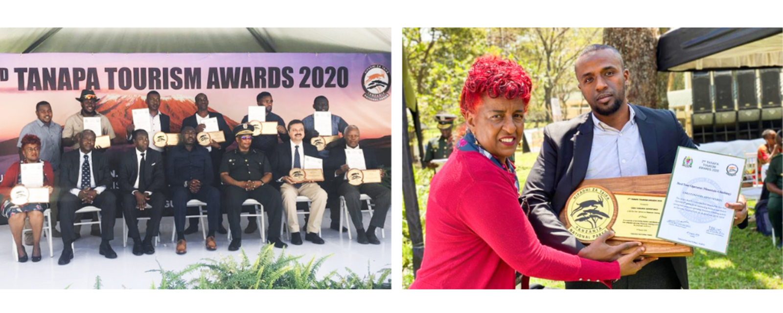 2020 TANAPA Tourism Celebration