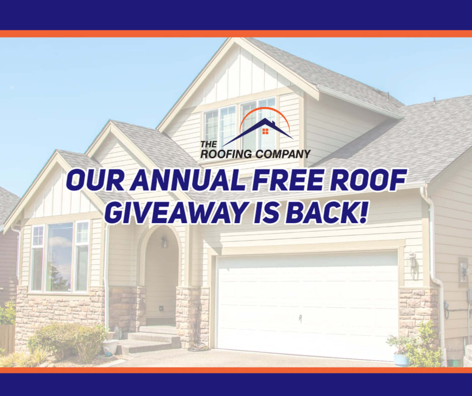 Brantford Roofing Company Announces 4th Annual FREE ROOF GIVEAWAY