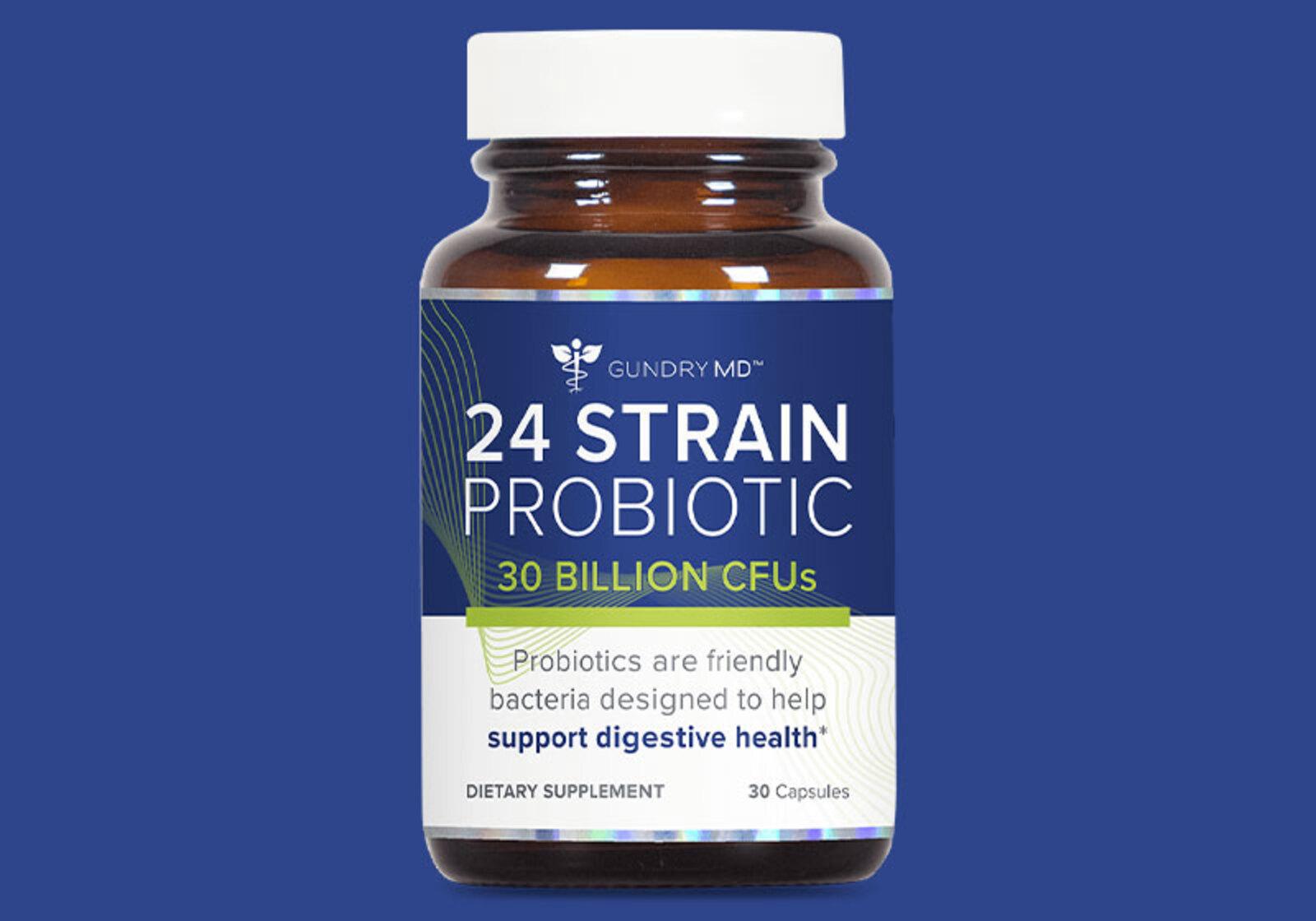Gundry MD 24 Strain Probiotic Reviews