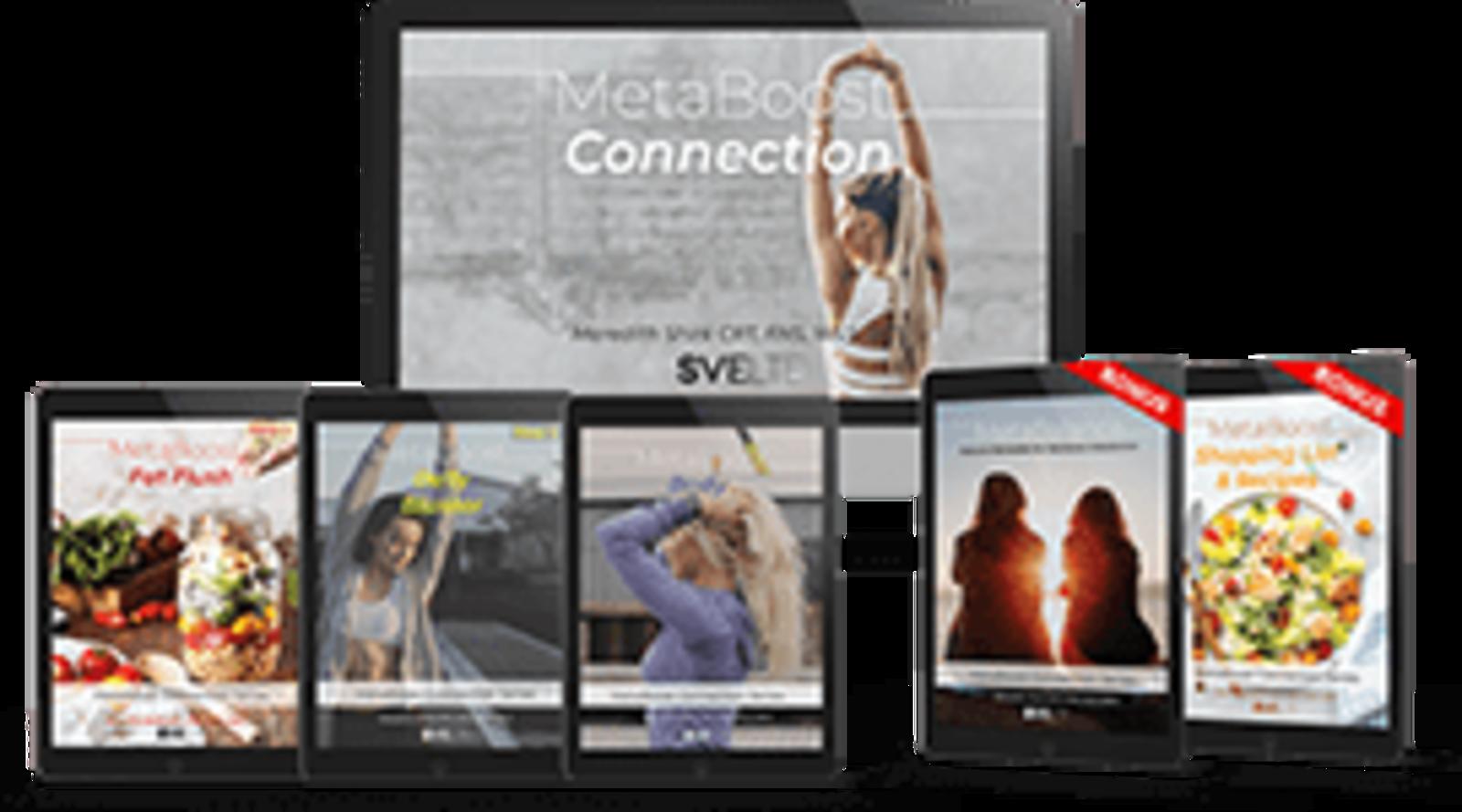 Get Meredith Shirk's MetaBoost program. Metabolism Booster.