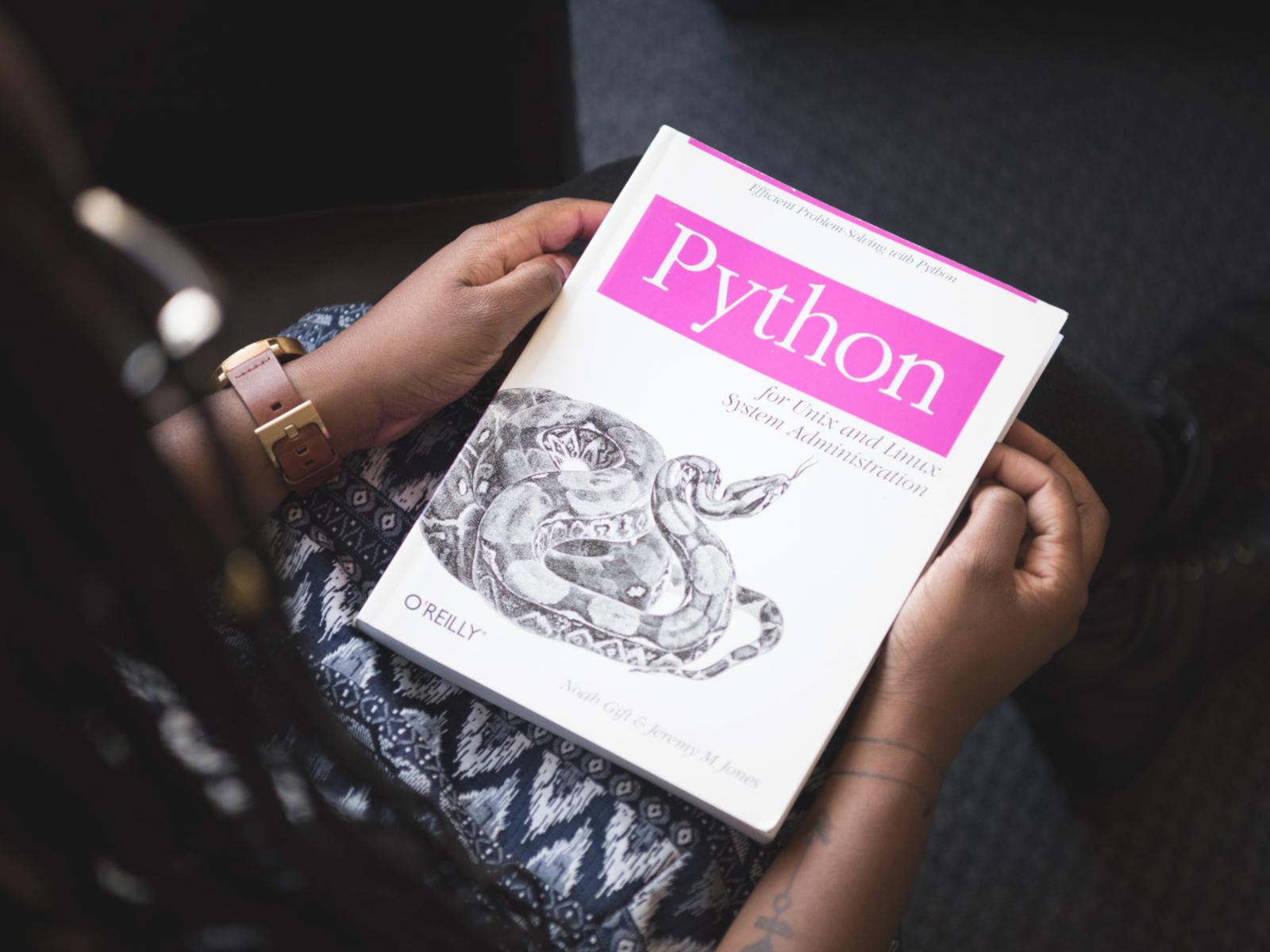 Python Has Dedicated Libraries