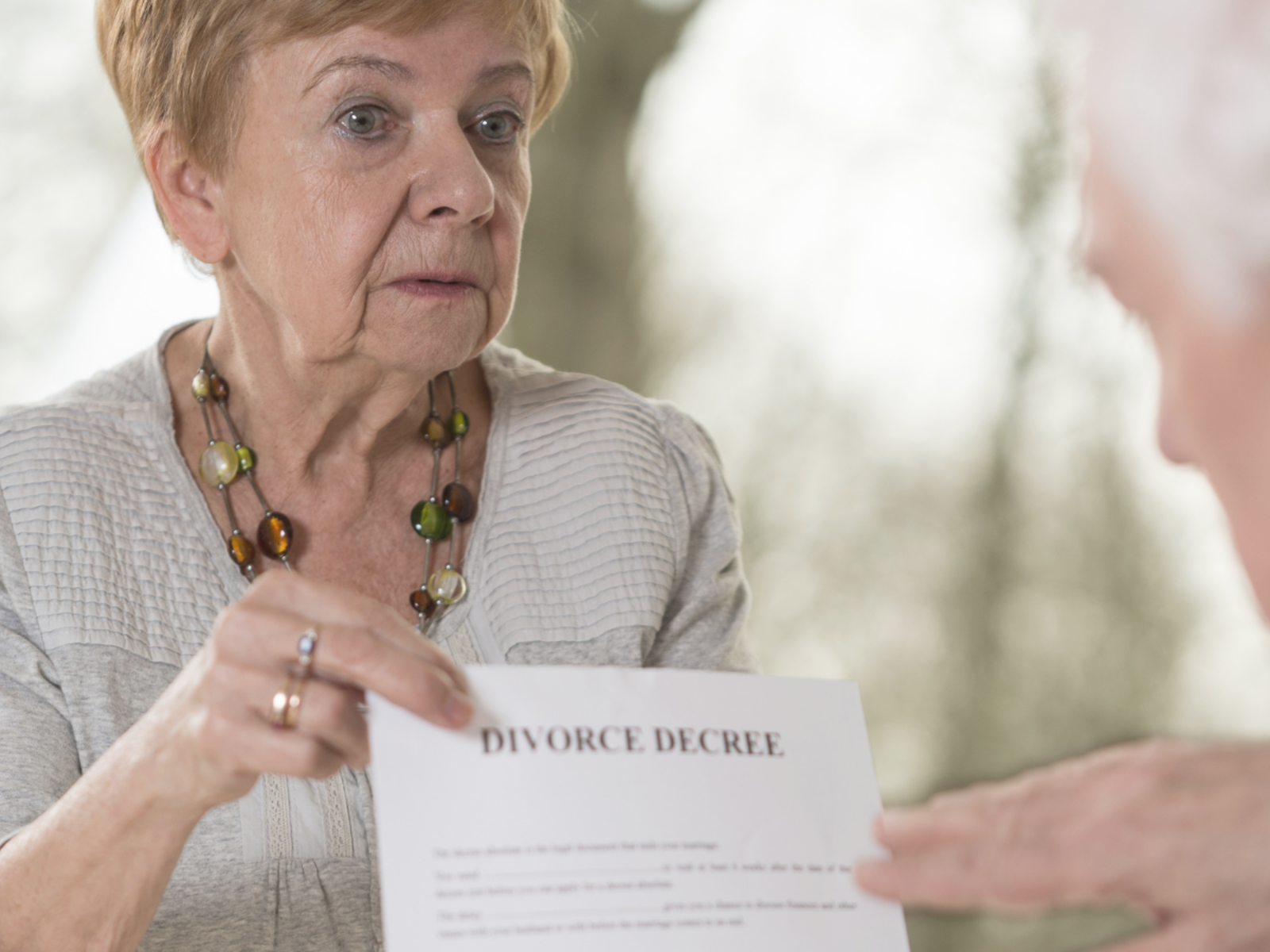 Why Is 50+ Divorce Increasing?