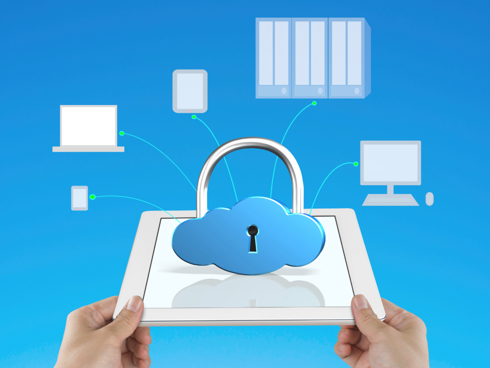 Cloud Computing Multi-Layer Security
