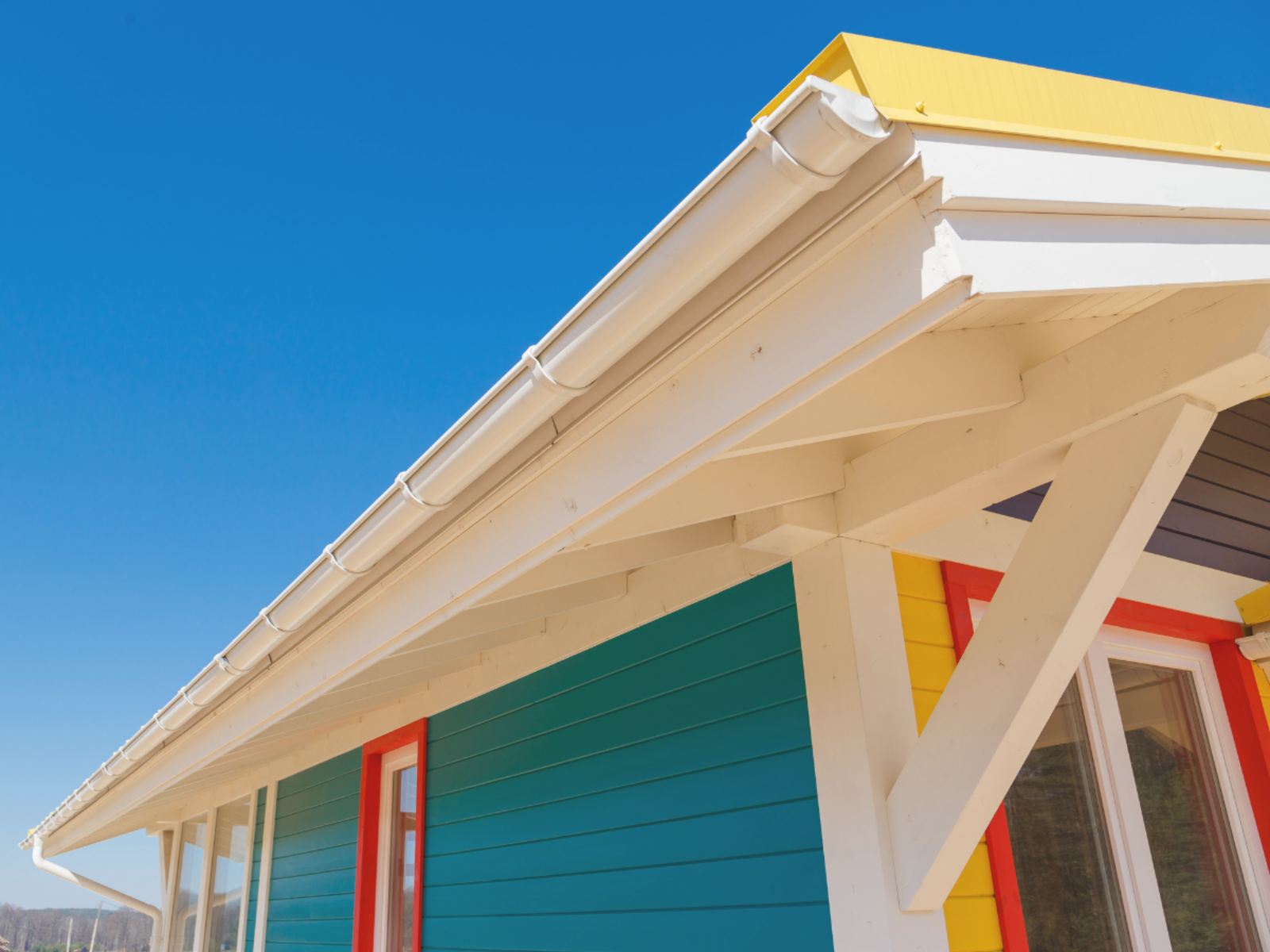 Beyond Rain Gutters: Paint Your Way to Better Curb Appeal