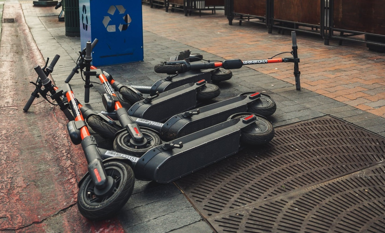 Electric Bikes and Scooters Legalized in New York City - electric-scooters-pexels-photo-4054460