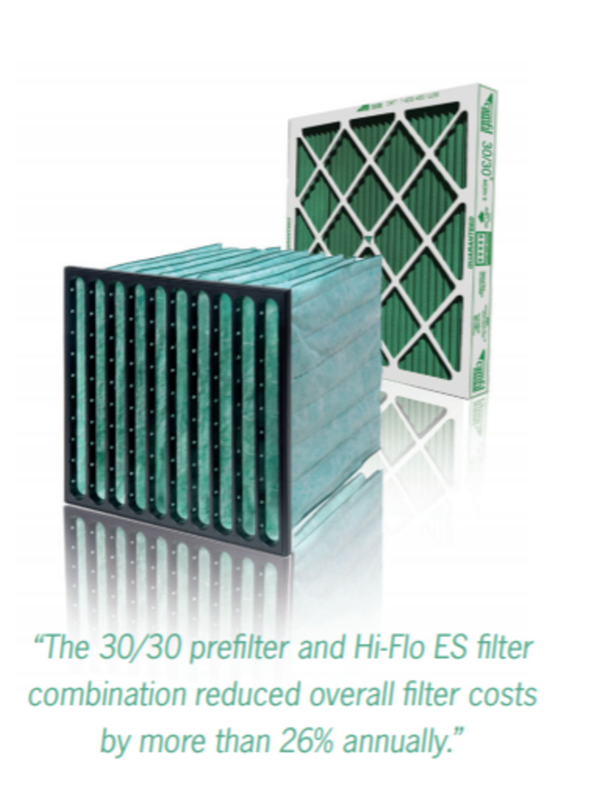 Camfil Filters Provide Significant Energy Savings for a Leading American Frozen Food Manufacturer