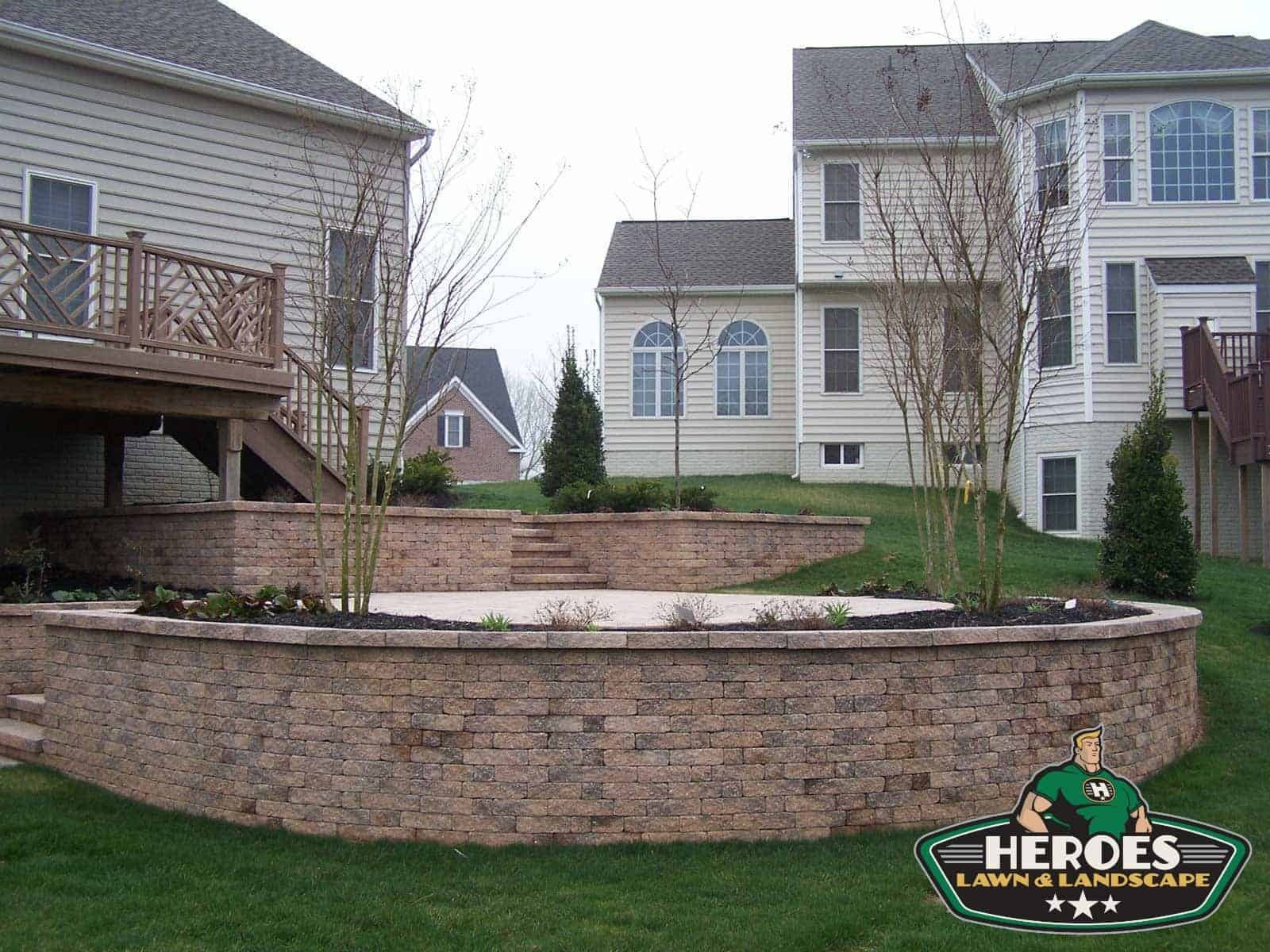 landscapers and irrigation companies in Omaha