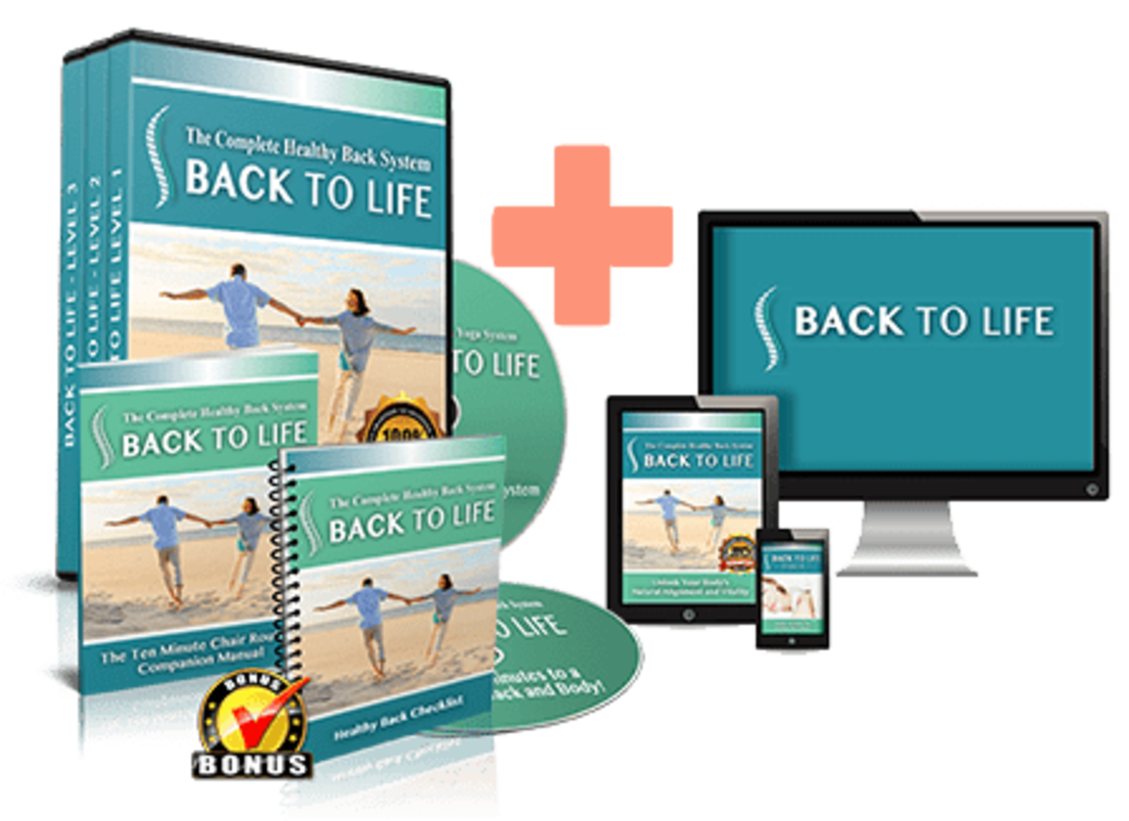 Erase my Back Pain-Back to Life