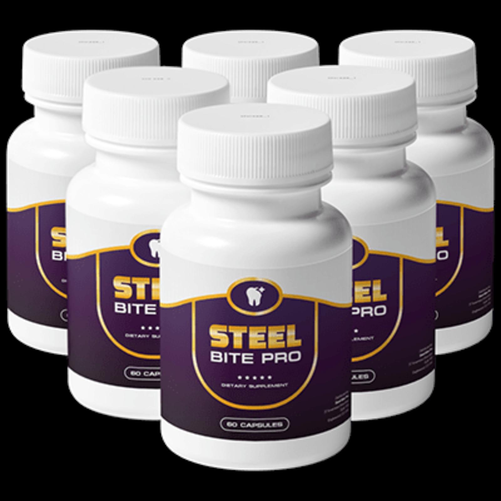 Steel Bite Pro Pills Reviews