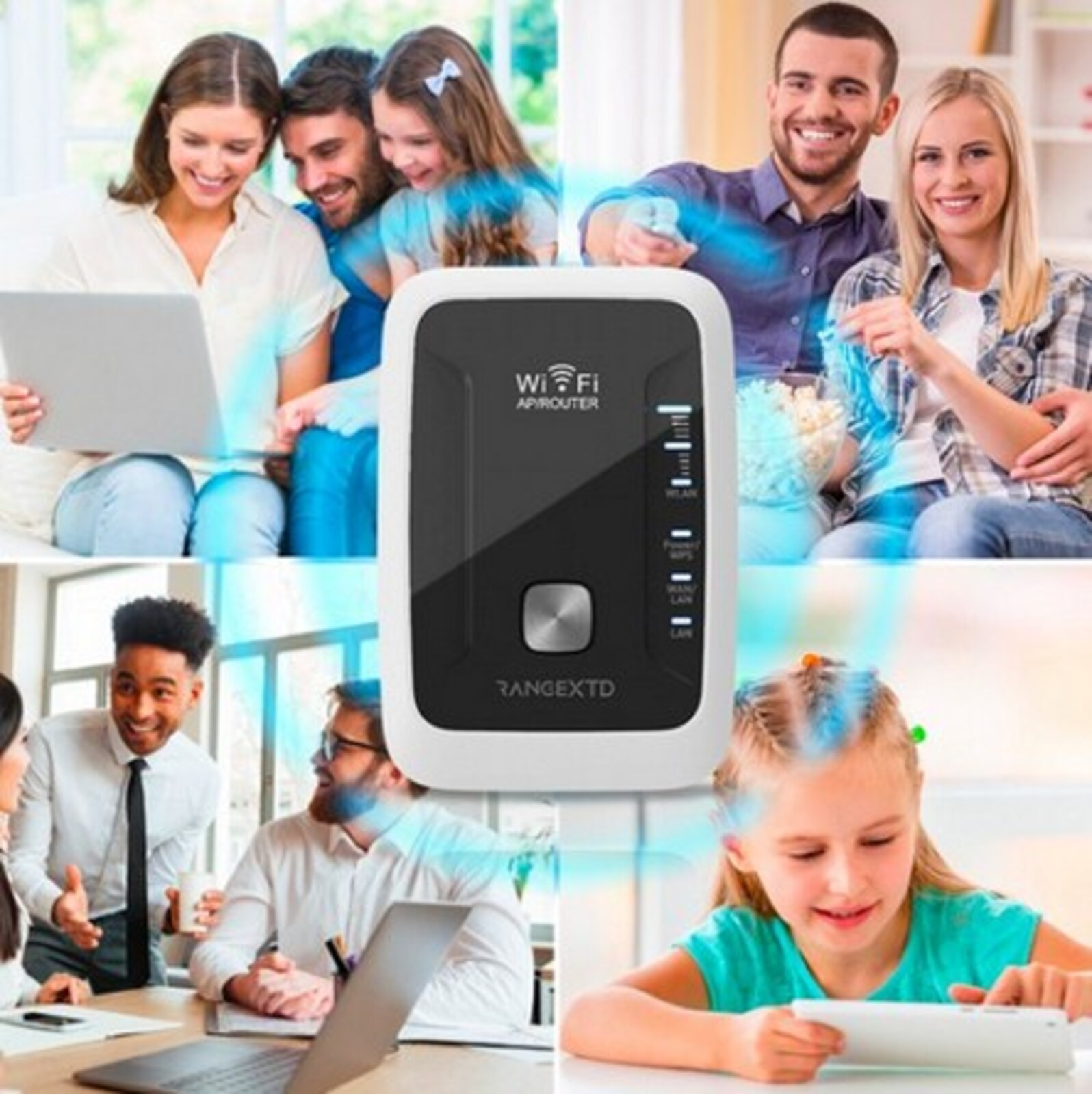 RangeXTD Wifi Booster