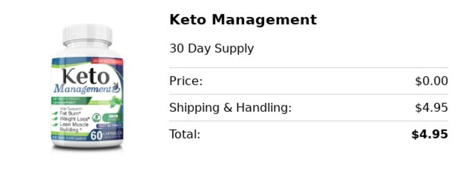 Keto Management Reviews