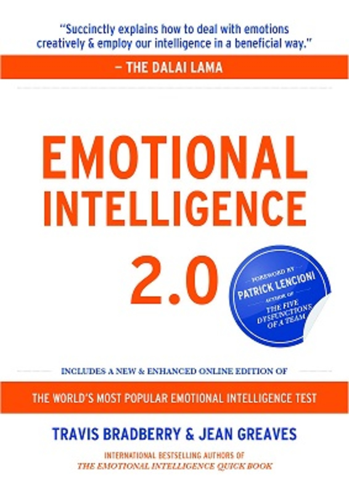 Emotional Intelligence 2.0 by Jean Greaves