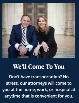 New York City Car Accident Lawyer Glenn and Robin Herman.