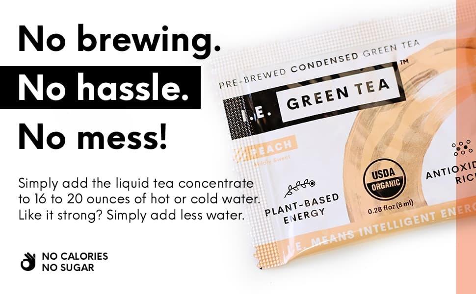 I.E. Green Tea