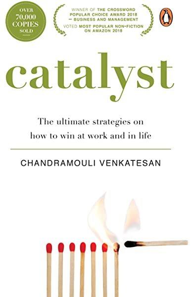 catalyst by Chandramouli Venkatesan