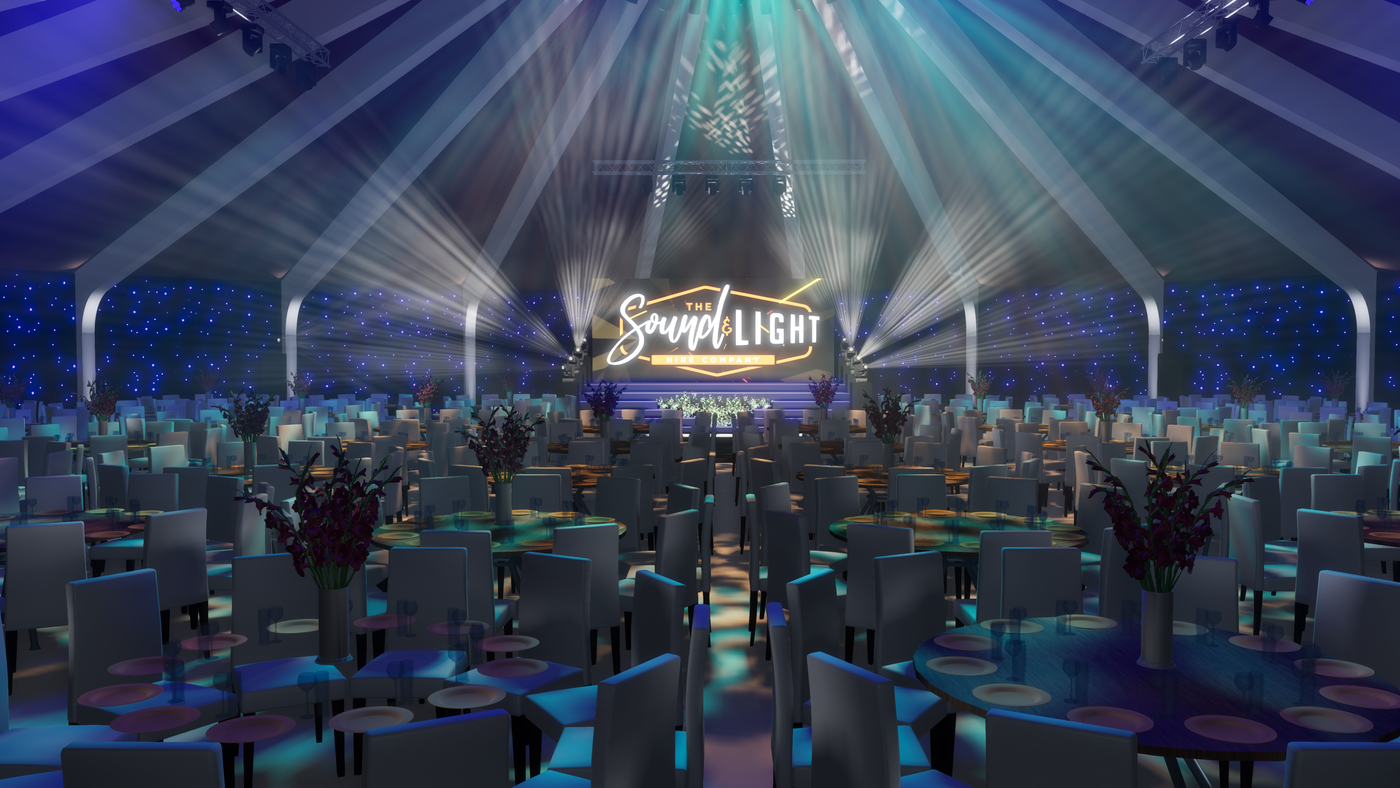 The Sound & Light Hire Company is one of the UK's leading providers of professional sound