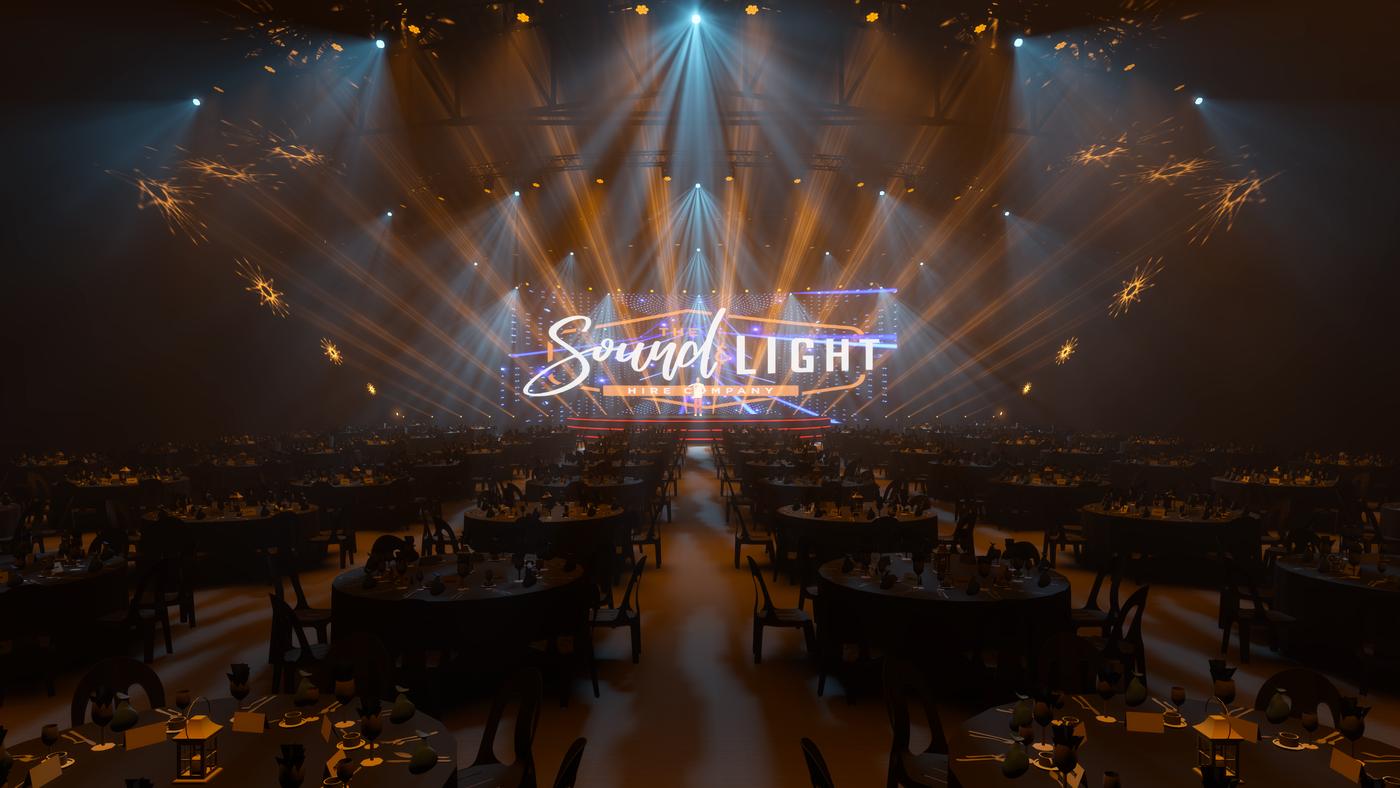 The Sound & Light Hire Company