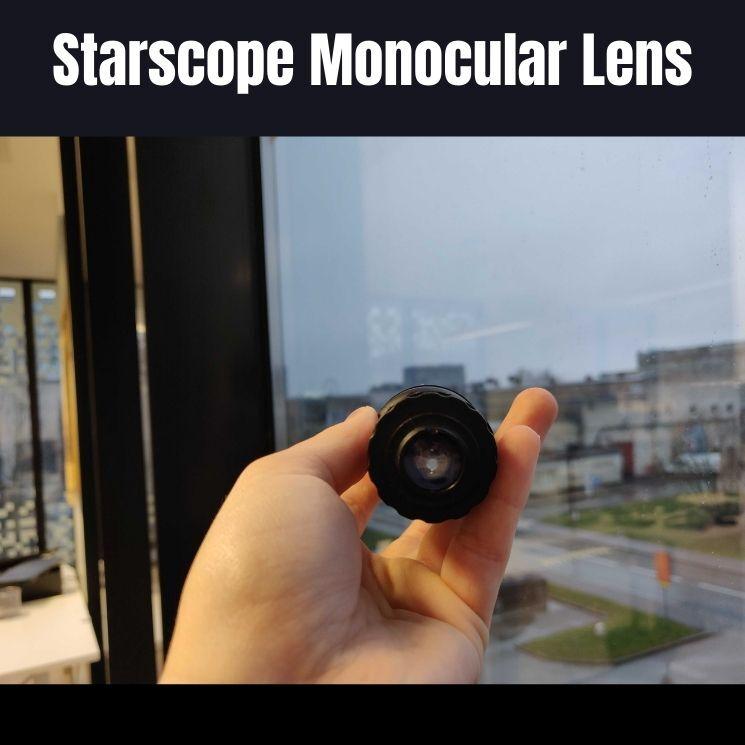 starscope monocular customer review