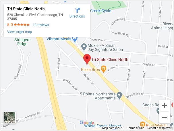 Tri-State Clinic North