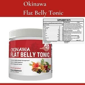 Okinawa Flat Belly Tonic supplement reviews.