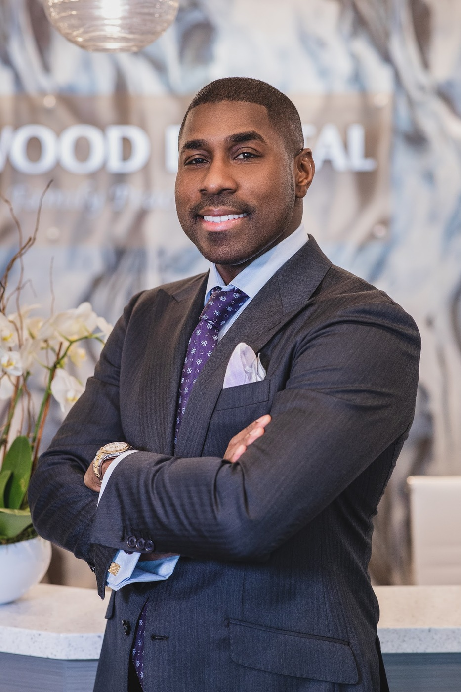 How Local Germantown Dentist Damion Cooper Makes An Impact On The World Of Cosmetic Dentistry