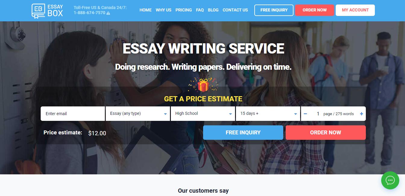 EssayBox.org - Best for Term Paper