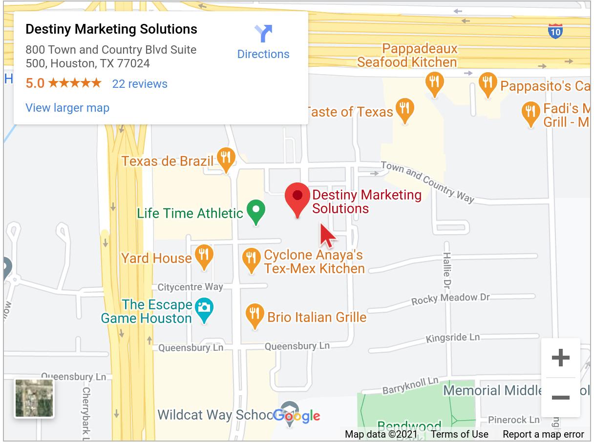 Destiny Marketing Solutions