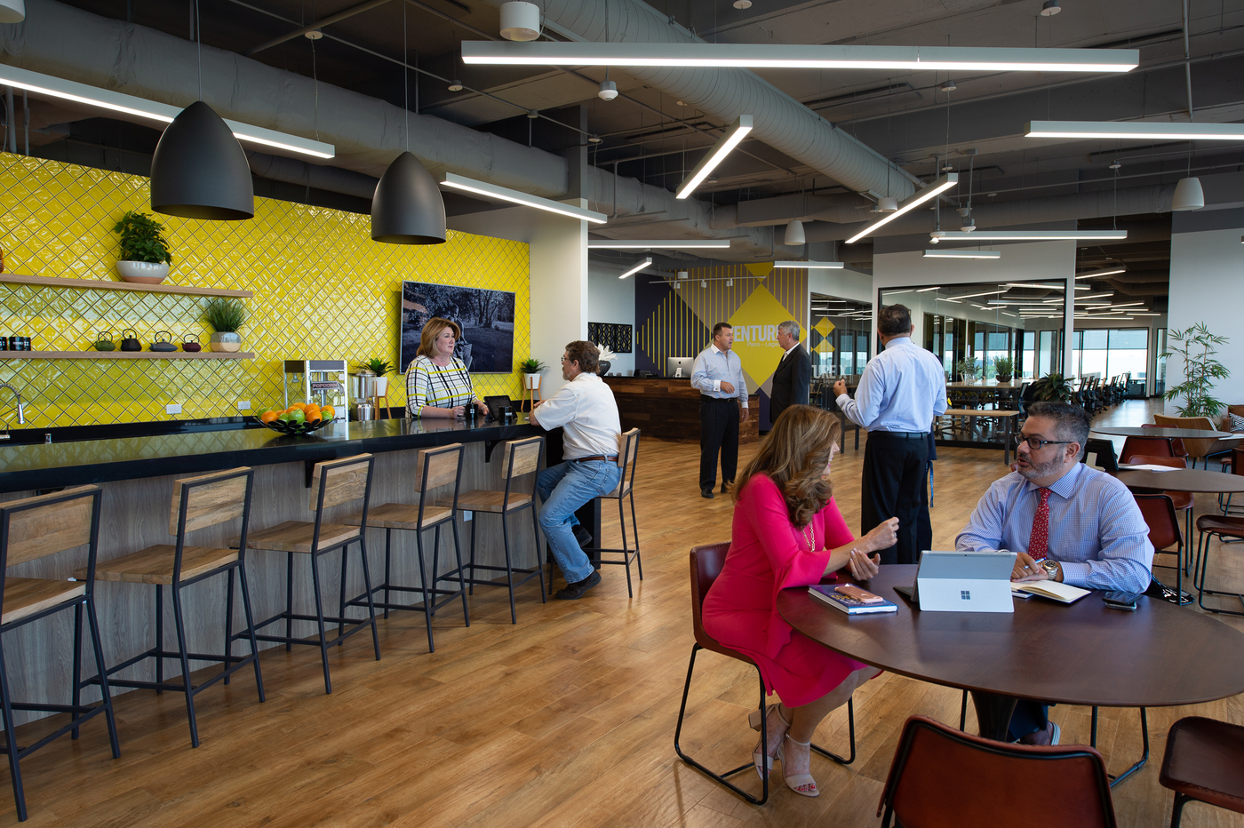 coworking spaces in Dallas