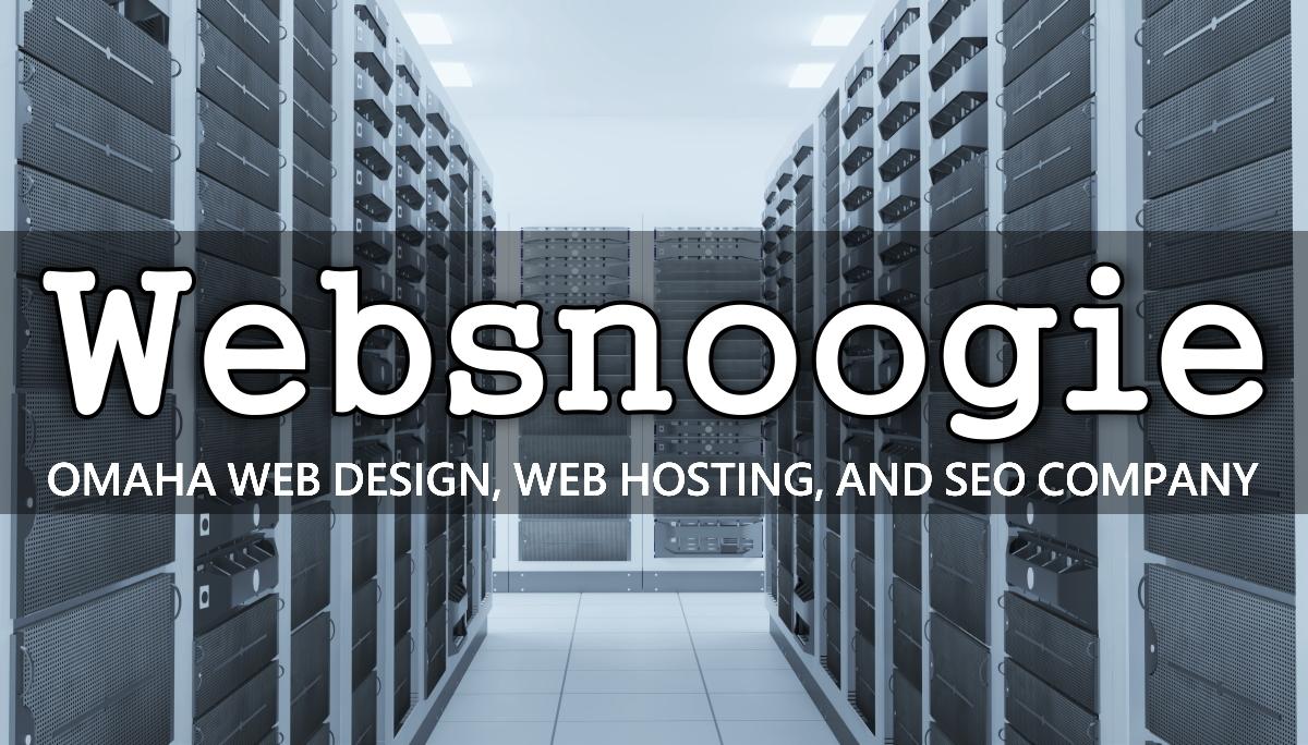 Websnoogie Omaha Web Design, Web Hosting, and SEO Company