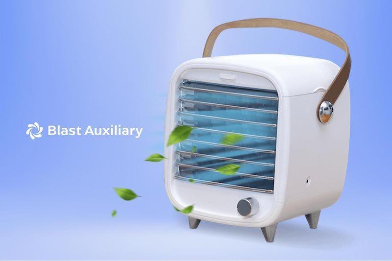 blast auxiliary ac
