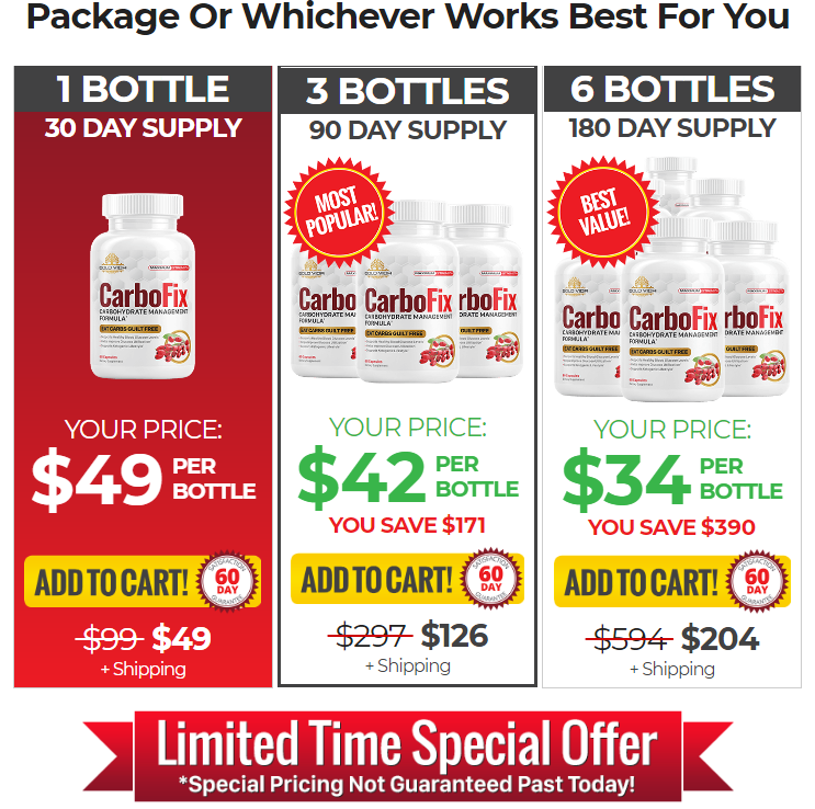 Carbofix supplement huge discount page