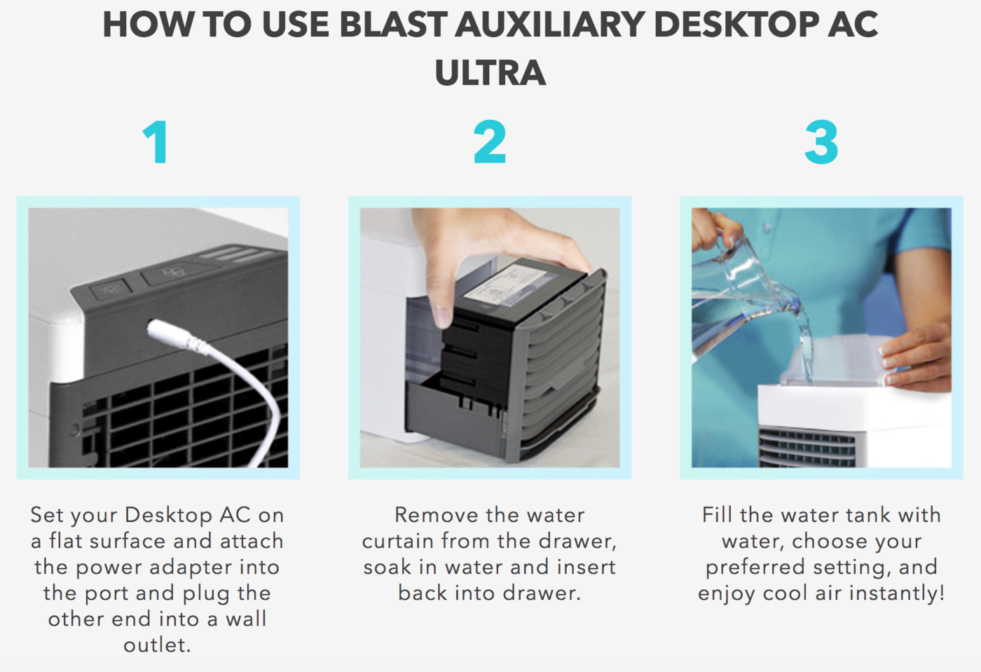 blast auxiliary desktop ultra ac