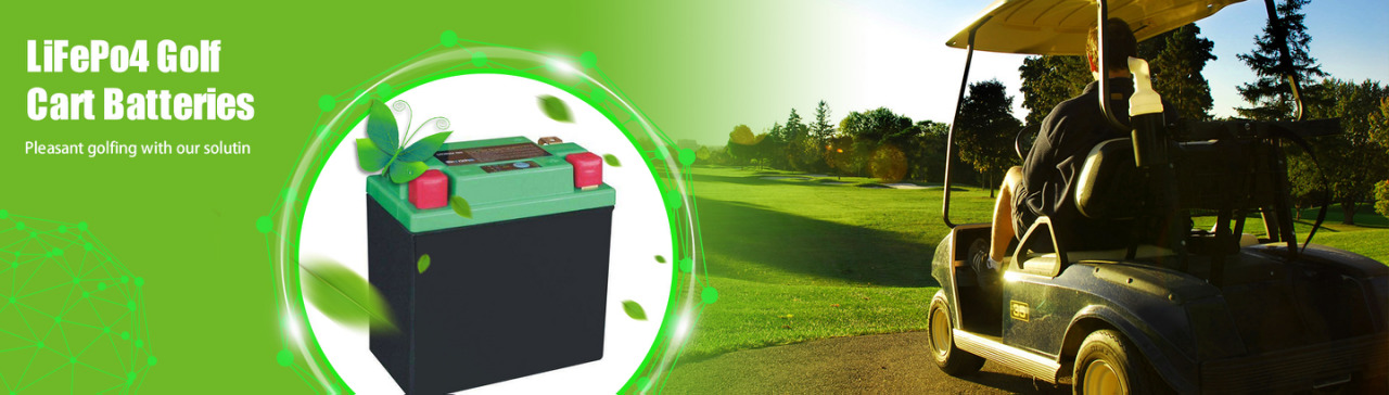 JB Battery China Supplies the Best LifePo4 Golf Cart Battery Pack – Power the Future with JB Battery