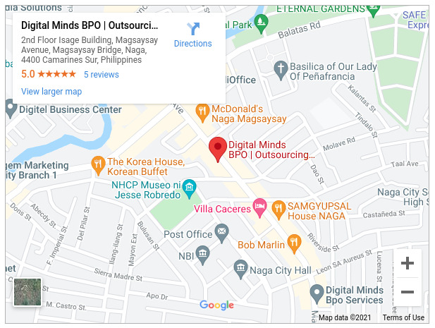 Digital Minds BPO | Outsourcing Philippines | Call Center
