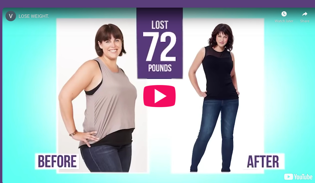 Real Biofit review where she lost 72 pounds