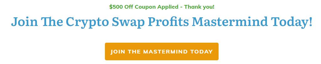 Crypto Swap Profits Mastermind Today Discount