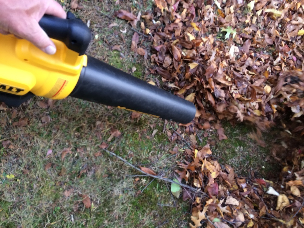 Leaf Blowers Guide