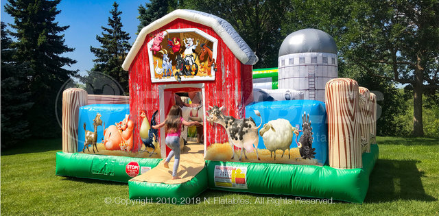 Inflatable Party Magic TX