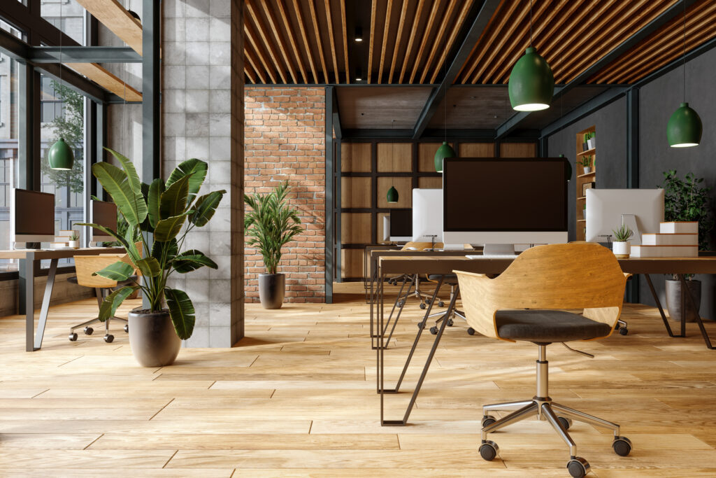 Comfortable Co-working Space