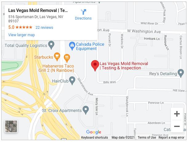 Las Vegas Mold Removal