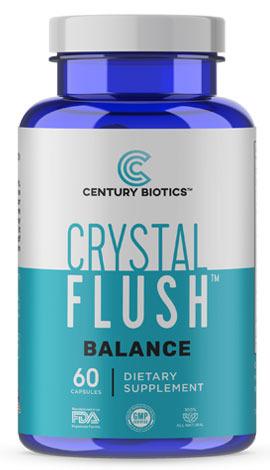Crystal Flush Balance