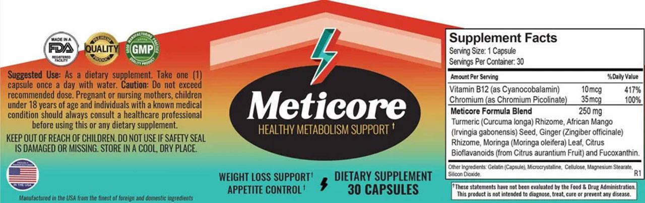 Meticore Consumer Report Reviews Weight Loss Diet Pill Truth | HeraldNet.com