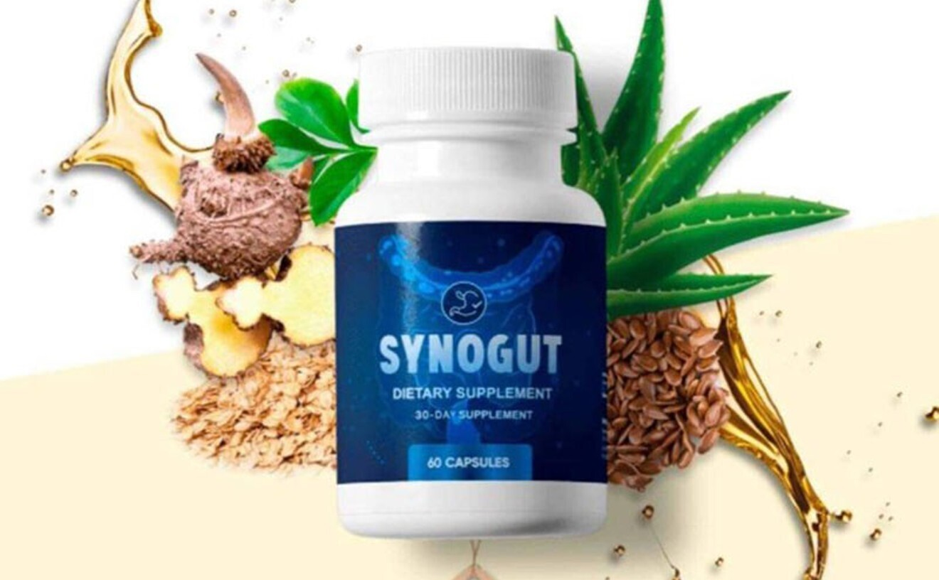 SynoGut Reviews - Scam Risks or Ingredients Really Work?