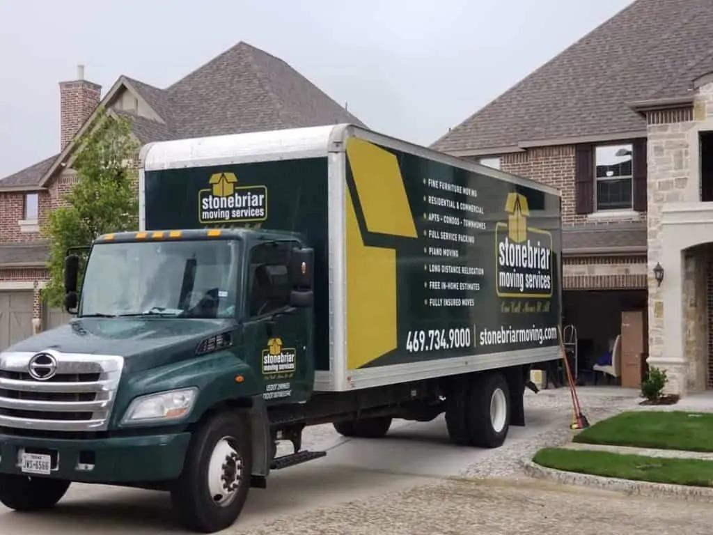 Stonebriar Moving - Frisco TX